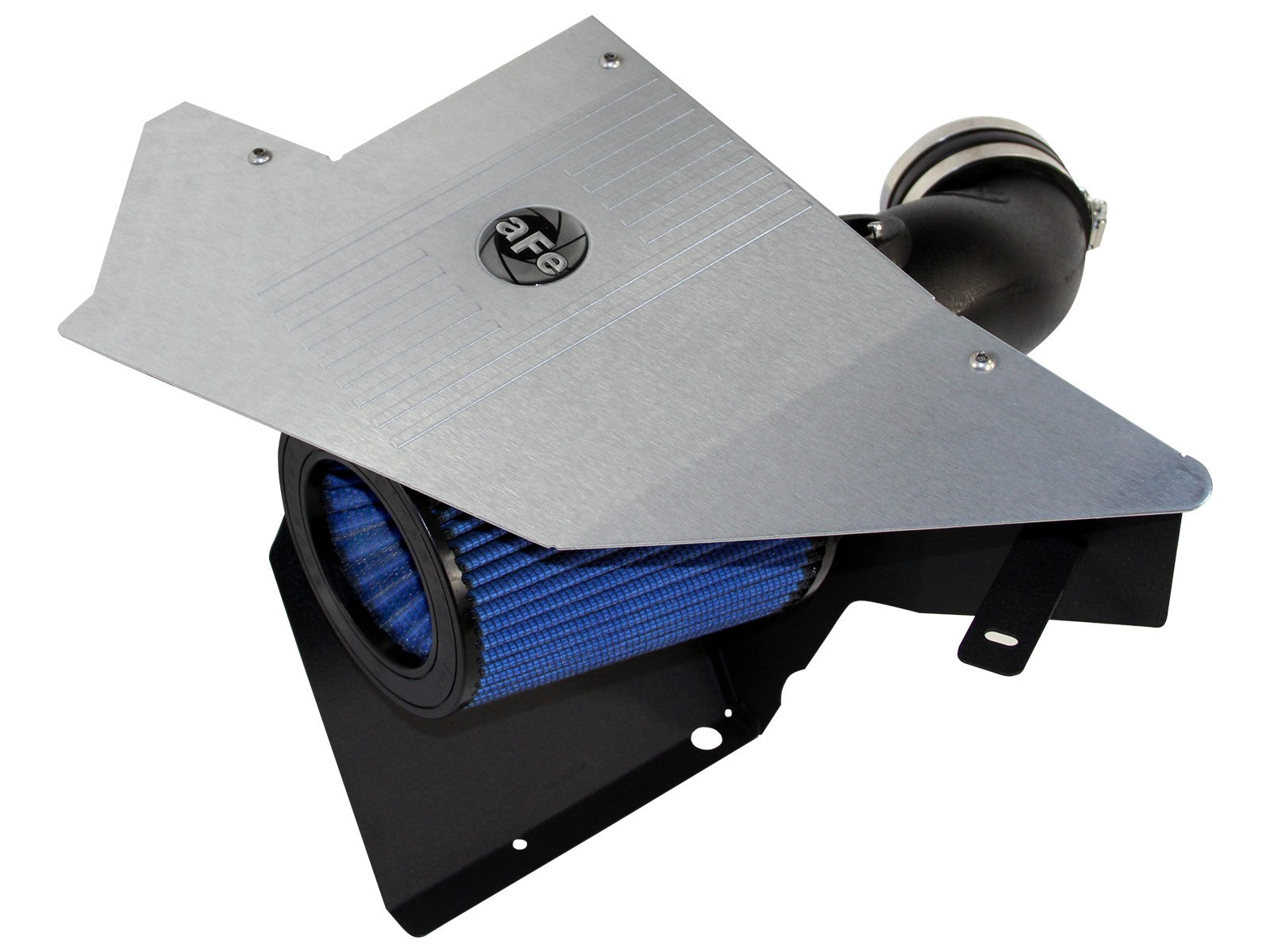 aFe Magnum FORCE Stage-2 Cold Air Intake BMW 328i/328xi (E90/E91/E92/E93)  Non-Turbo (07-13) Oiled or Dry Filter