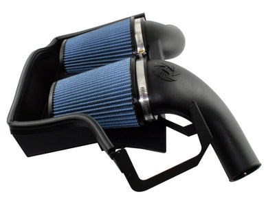 aFe Magnum FORCE Stage-2 Cold Air Intake BMW 335i/335is/335ix (E90/92/93) Twin Turbo (07-10) Oiled or Dry Filter