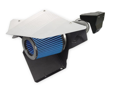 aFe Magnum FORCE Stage-2 Cold Air Intake BMW 330i/330xi (E90) Non-Turbo (2006) Oiled or Dry Filter