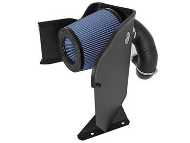 aFe Magnum FORCE Stage-2 Cold Air Intake GMC Canyon/Chevy Colorado Duramax LWN (16-19) Oiled or Dry Filter