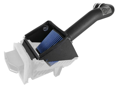 aFe Magnum FORCE Stage-2 Cold Air Intake GMC Sierra 1500 [GMT90] w/ Fan Only (09-13) Oiled or Dry Filter