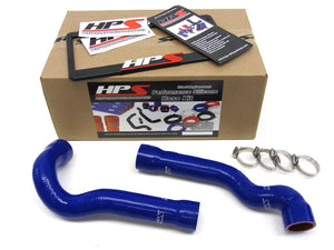 HPS Silicone Radiator Hoses BMW E36 325 / M3 (92-99) Red / Blue / Black