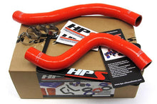 Load image into Gallery viewer, HPS Silicone Radiator Hoses Mitsubishi Lancer EVO 9 (05-07) Red / Blue / Black