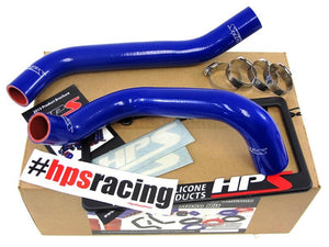 HPS Silicone Radiator Hoses Chevy Camaro 3.6L V6 (10-15) Red / Blue / Black