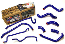 Load image into Gallery viewer, HPS Silicone Radiator + Heater Hoses Ford Mustang GT 5.0L V8 & Boss 302 (11-14) Red / Blue / Black