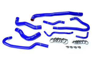 HPS Silicone Radiator + Heater Hoses Mazda MX5 Miata ND (16-20) Red / Blue / Black