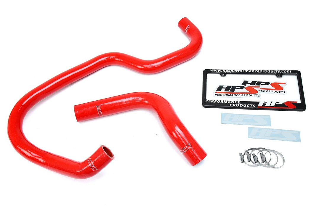 HPS Silicone Radiator Hoses Chevy Avalanche 5.3L 6.0L V8 (07-13) Red / Blue / Black