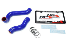 Load image into Gallery viewer, HPS Silicone Radiator Hoses BMW E46 328i M52 2.8L (99-00) Red / Blue / Black