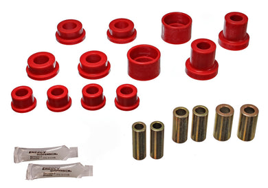 Energy Suspension Front Control Arm Bushings Mitsubishi Eclipse 1G (90-94) Red or Black