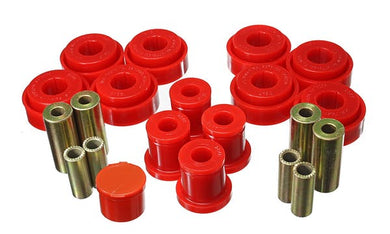 Energy Suspension Front Control Arm Bushings Dodge Magnum (05-08) Red or Black
