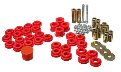 Energy Suspension Rear Control Arm Bushings Dodge Magnum (05-08) Red or Black
