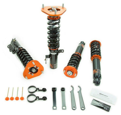 KSport Kontrol Pro Coilovers BMW M3 E46 (01-06) CBM050-KP