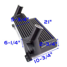 Load image into Gallery viewer, Rev9 Intercooler Kit Ford Mustang Ecoboost [Front Mount Upgrade] (15-19) ICK-081