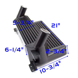 Rev9 Intercooler Kit Ford Mustang Ecoboost [Front Mount Upgrade] (15-19) ICK-081