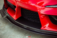 Load image into Gallery viewer, SEIBON Carbon Fiber Front Lip / Splitter Toyota Supra GR A90 MK5 (2020) MB Style