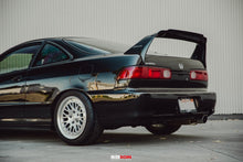 Load image into Gallery viewer, SEIBON Carbon Fiber Gurney Flap Acura Integra  Coupe (1994-2001) For MG Style Rear Spoiler