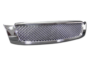 Armordillo Grill Cadillac Deville [Mesh Type] (2000-2005) Gloss Black or Chrome