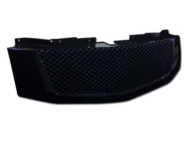 Armordillo Grill Cadillac Escalade [Mesh Type] (07-14) Gloss Black / Chrome / Matte Black