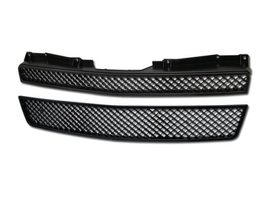 Armordillo Grill Chevy Avalanche [Mesh Type] (07-14) Gloss Black or Chrome