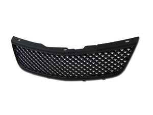 Armordillo Grill Chevy Impala [Mesh Type] (00-05) Gloss Black / Chrome / Matte Black