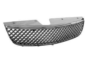 Armordillo Grill Chevy Malibu [Mesh Type] (97-03) Matte Black or Chrome