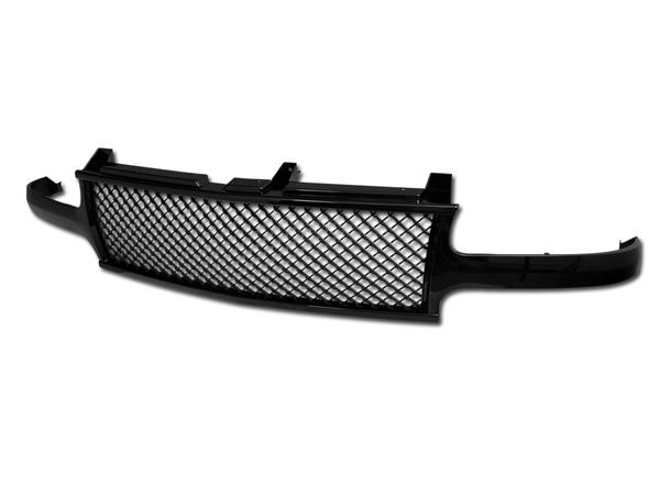 Armordillo Grill Chevy Tahoe [Mesh Type] (2000-2006) Gloss Black