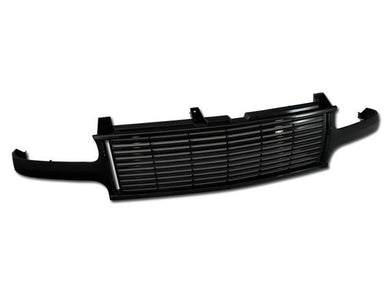 Armordillo Grill Chevy Suburban [Horizontal] (2000-2006) Gloss Black