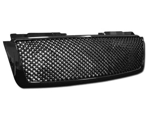 Armordillo Grill Chevy Suburban [Mesh Type] (07-14) Gloss Black or Chrome