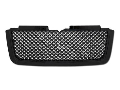 Armordillo Grill Chevy Trailblazer - LT Model Only [Mesh Type] (06-09) Matte Black or Chrome