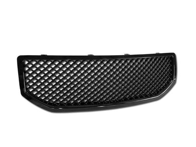 Armordillo Grill Dodge Caliber [Mesh Type] (2007-2012) Gloss Black