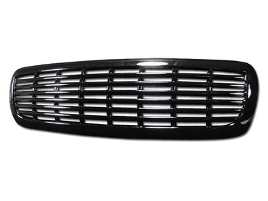 Armordillo Grill Dodge Durango [Horizontal] (1997-2003) Gloss Black or  Chrome