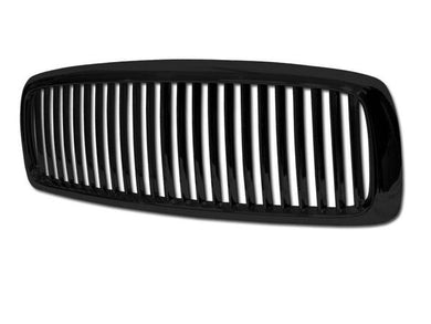 Armordillo Grill Dodge Ram 2500/3500 [Vertical] (03-05) Gloss Black or Chrome