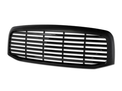 Armordillo Grill Dodge Ram 2500/3500 [Horizontal] (2006-2009) Gloss Black
