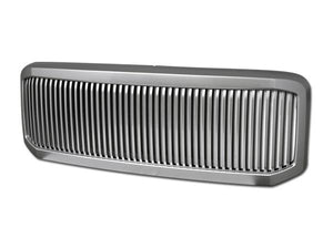 Armordillo Grill Ford F250/F350/F450 Super Duty [Vertical] (05-07) Gloss Black or Gray
