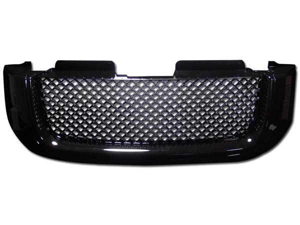 Armordillo Grill GMC Envoy XL [Mesh Type] (02-09) Gloss Black or Chrome