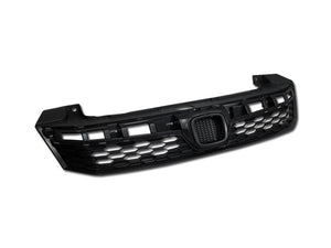 Armordillo Grill Honda Civic [Mesh Type] (2012) Gloss Black