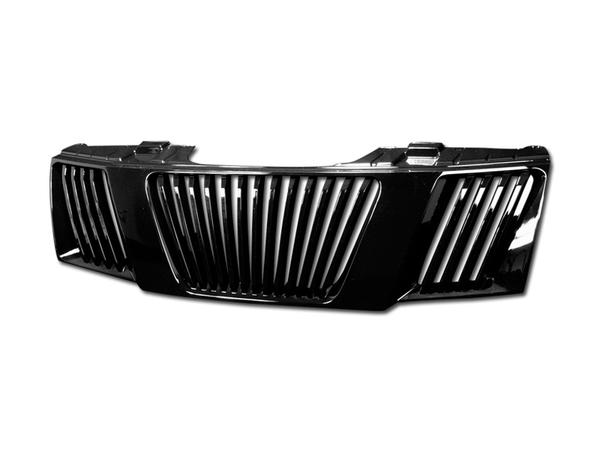 Armordillo Grill Nissan Pathfinder [Vertical] (2005-2008) Gloss Black or Chrome