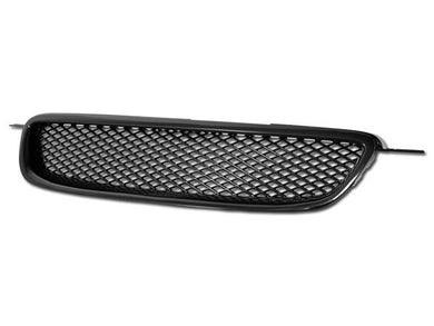 Armordillo Grill Toyota Corolla [Mesh Type] (03-05) Gloss Black / Chrome / Matte Black