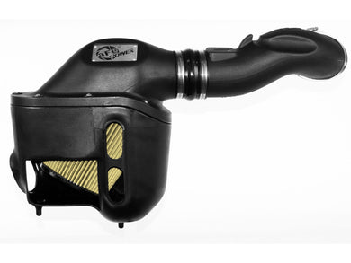 aFe Magnum FORCE Stage-2 Si Cold Air Intake Ford F250/F350/F450/F550 Diesel (11-16) Oiled or Dry Filter