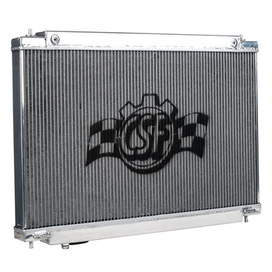 CSF Radiator Porsche Boxster / Cayman 981 [Aux Center] 7060