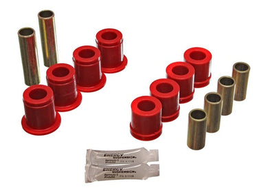 Energy Suspension Front Control Arm Bushings Nissan Pathfinder (87-95) Red or Black