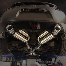 Load image into Gallery viewer, Rev9 Catback Exhaust Nissan 370Z (2009-2019) CB-037