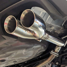 Load image into Gallery viewer, Rev9 Muffler Delete Exhaust Subaru WRX STi (2015-2019) Stainless or Titanium