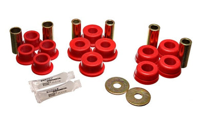 Energy Suspension Rear Control Arm Bushings Toyota MR2 (92-95) Red or Black