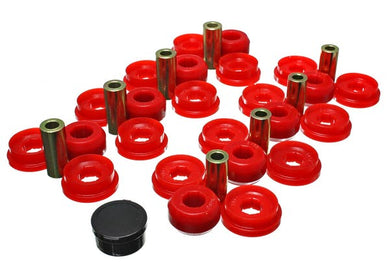 Energy Suspension Rear/Front Control Arm Bushings Lexus RX300/RX330/RX350/RX400h (03-09) Red or Black