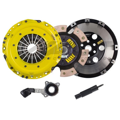ACT Heavy Duty Clutch Ford Focus ST/RS [6 Puck Sprung w/ Streetlite Flywheel] (16-18) FF5-HDG6