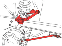Load image into Gallery viewer, SPC Control Arms Ford Ranchero/Falcon (1964-1965) Mustang (1964-1966) [Upper Adjustable] 94218