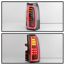 Load image into Gallery viewer, Spyder Tail Lights GMC Yukon [LED Black] (2015-2019) 5085702