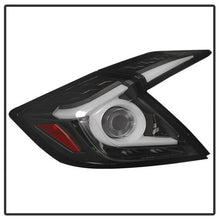Load image into Gallery viewer, Spyder Tail Lights Honda Civic Sedan (2016-2019) Black or Black Smoke