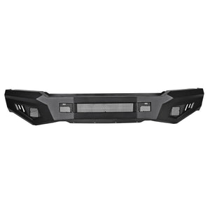 Bulken Off Road Front Bumper Chevy Silverado 1500 (2019-2020) Rugged Steel